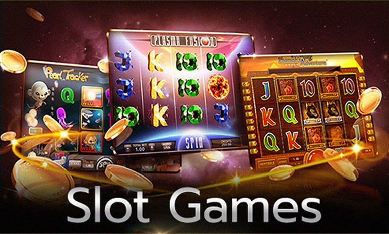 SLOTS GAME LUCAWIN